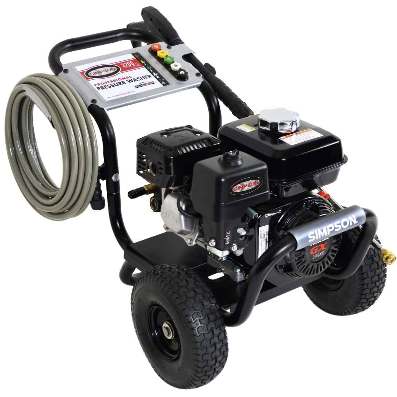 Simpson Cleaning PS3228-S 3300 PSI Gas Pressure Washer