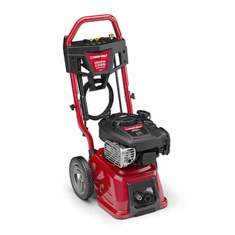 3100 PSI Pressure Washer with 2.7 GPM