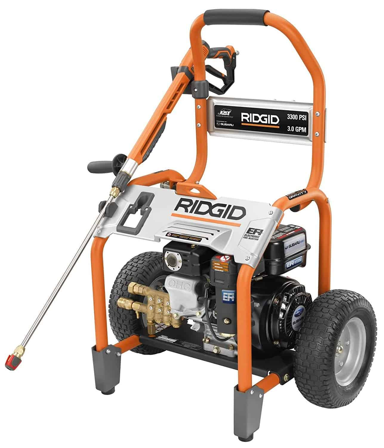Rigid 3300 Subaru Pressure Washer