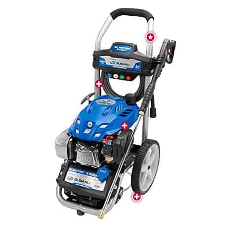 Powerstroke 3100 Subaru Pressure Washer