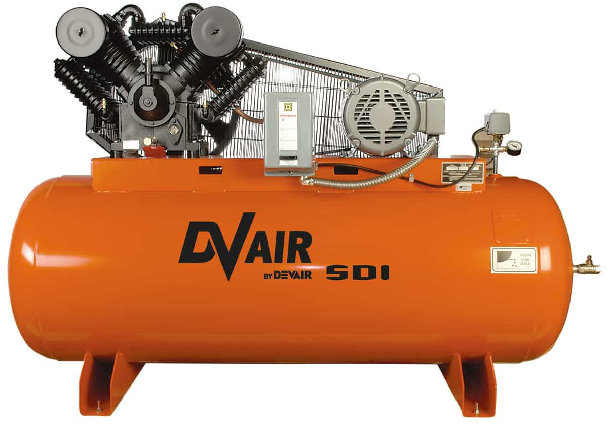 DeVilbiss Air Compressor Review
